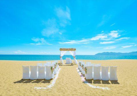ベトナム挙式・結婚式 アンサナ・ランコー ビーチ挙式