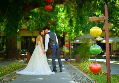 ホイアン挙式・結婚式 ホイアン・ヒストリック・ホテル