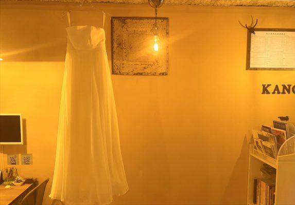 ウェディングドレス ベトナム・ドレス