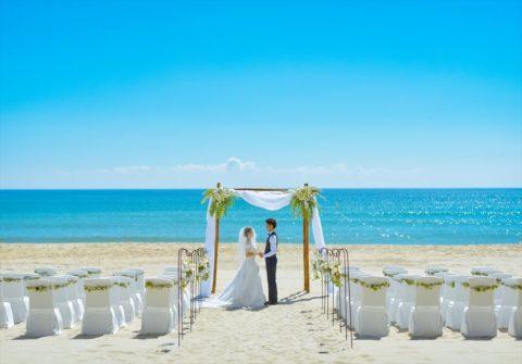 ベトナム・ダナン挙式&結婚式 ナマン・リトリート ビーチウェディング