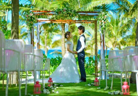 ベトナム・ダナン挙式&結婚式 プレミア・ビレッジ・ダナン ガーデンウェディング