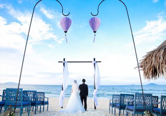 ホイアン挙式&結婚式 ソル・アンバン ビーチウェディング