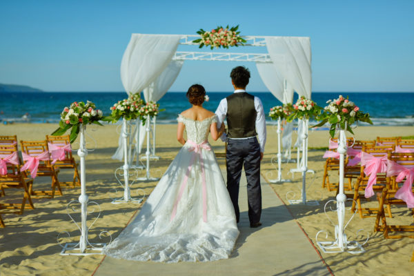 Furama resort danang wedding