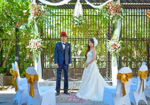ホテル・ロイヤル・ホイアン・Mギャラリー ベトナム結婚式 ダナンウェディング