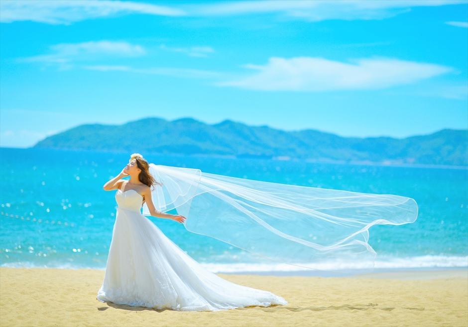 ベトナム・ダナン・ビーチウェディング/ Angsana Lang Co Wedding/ アンサナ・ラン・コー挙式