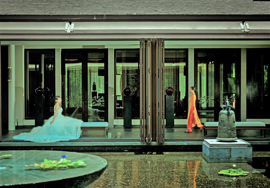 ベトナム・ラン・コー・リゾート・ウェディング/ Banyan Tree Lang Co Wedding/ バンヤン・ツリー・ラン・コー挙式