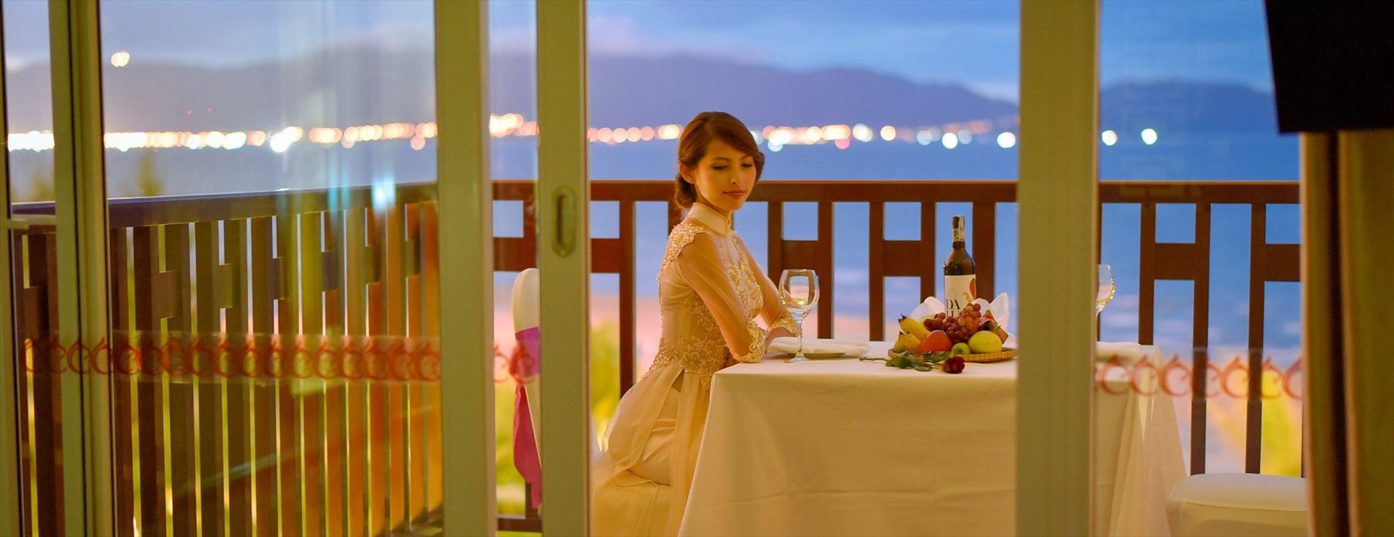 ベトナム・ダナン<br /> Centara Sandy Beach Resort Danang<br /> センタラ・サンディ・ビーチ・リゾート・ダナン