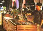 ベトナムウェディング フォーシーズンズ・リゾート・ナムハイ ダナン・バーベキュー ダナン・ウェディングパーティー