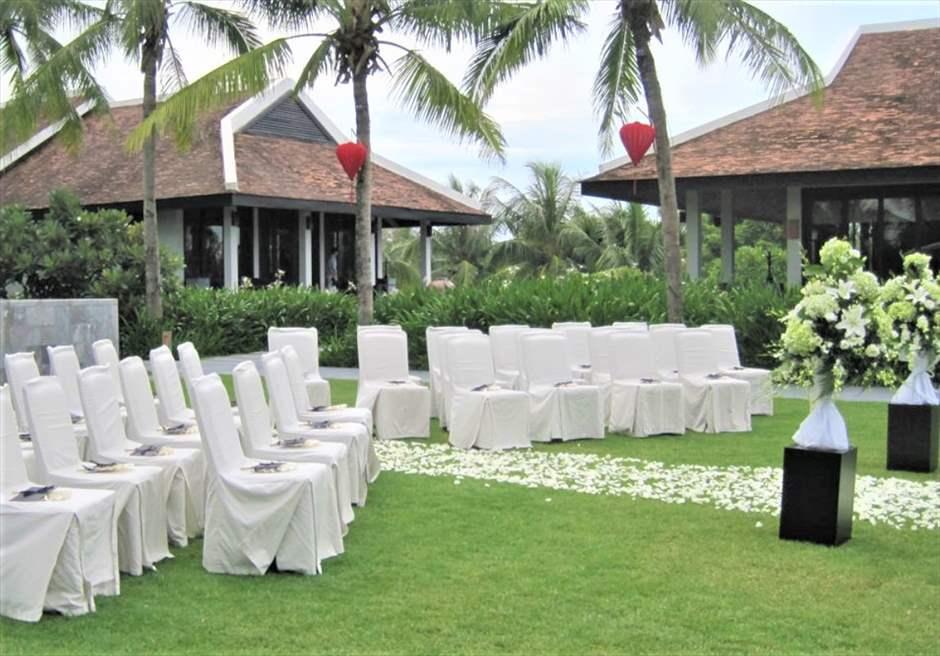 フォーシーズンズ・リゾート・ナムハイ ベトナム結婚式 ベトナム挙式 ダナンウェディング