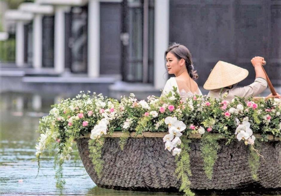 Fourseasons Nam Hai Wedding