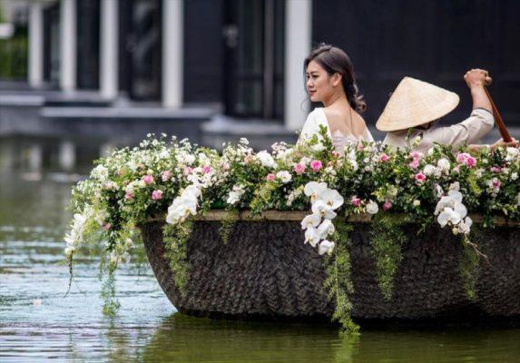 ベトナム結婚式 ダナン挙式 フォーシーズンズ・ナム・ハイ ホイアン挙式