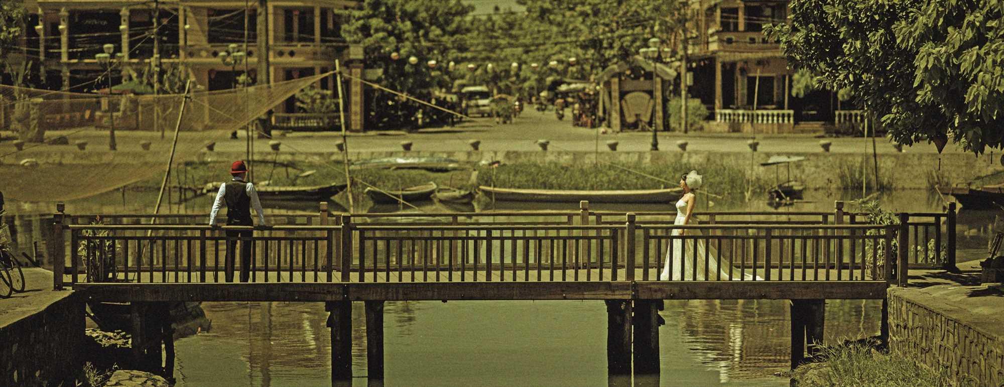 ベトナム・ホイアン・フォトウェディング<br /> Hoian Old Town<br /> ホイアン旧市街