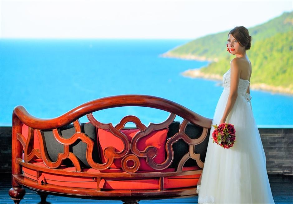 ベトナム・ダナン・ウェディング/ Intercontinental Danang Sun Peninsula Resort/ インターコンチネンタル・ダナン挙式