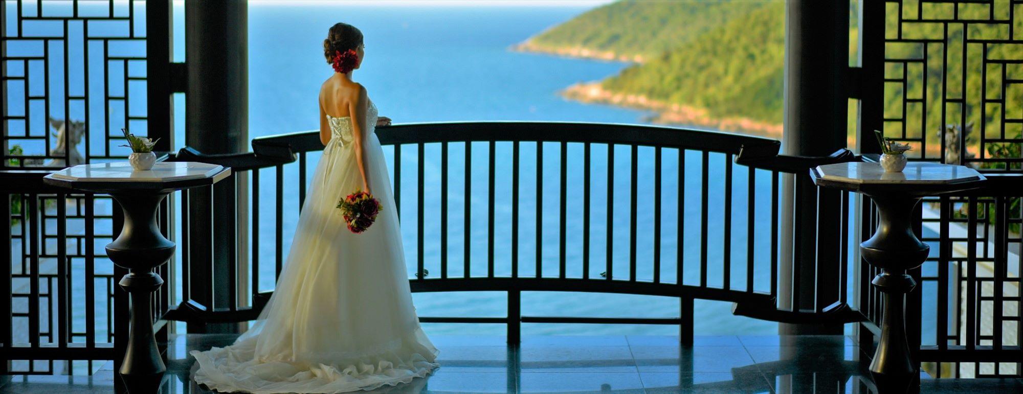 ベトナム・ダナン<br /> Intercontinental Danang Sun Peninsula Resort<br /> インターコンチネンタル・ダナン