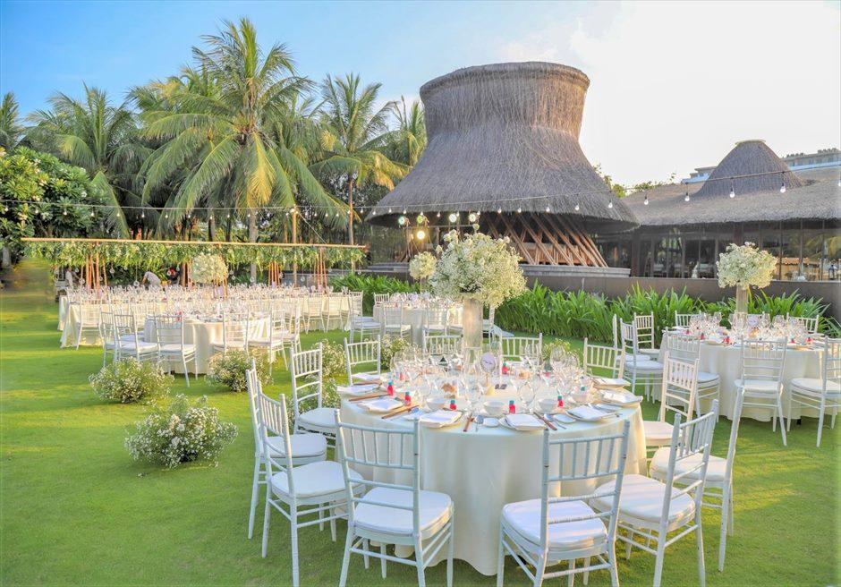 Exotic Wedding at Hay Hay Garden