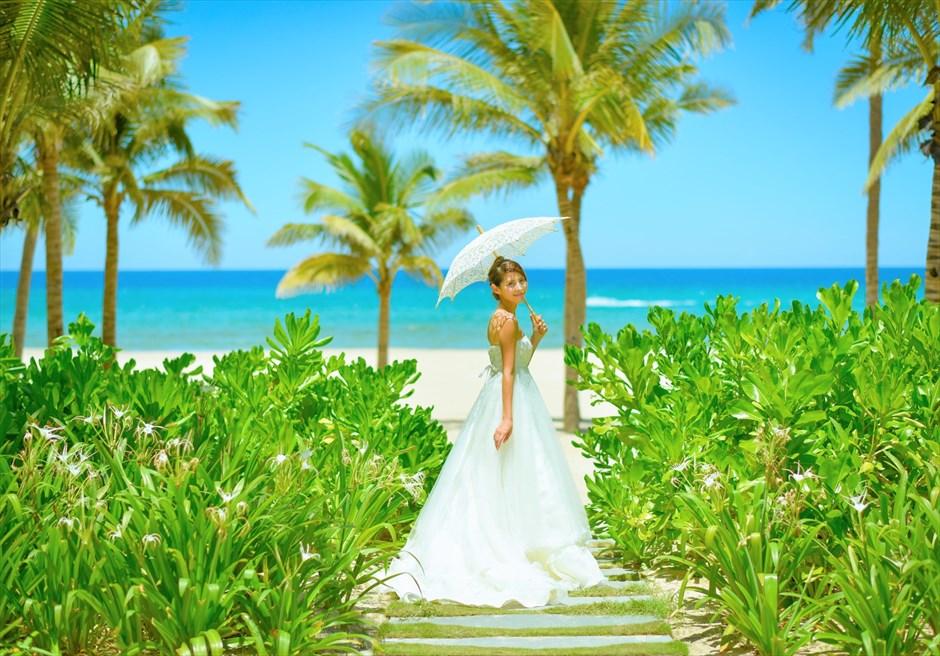 ベトナム・ダナン・ビーチウェディング/ Premier Village Danang Resort Beach Wedding/ プレミア・ビレッジ・ダナン・リゾート挙式