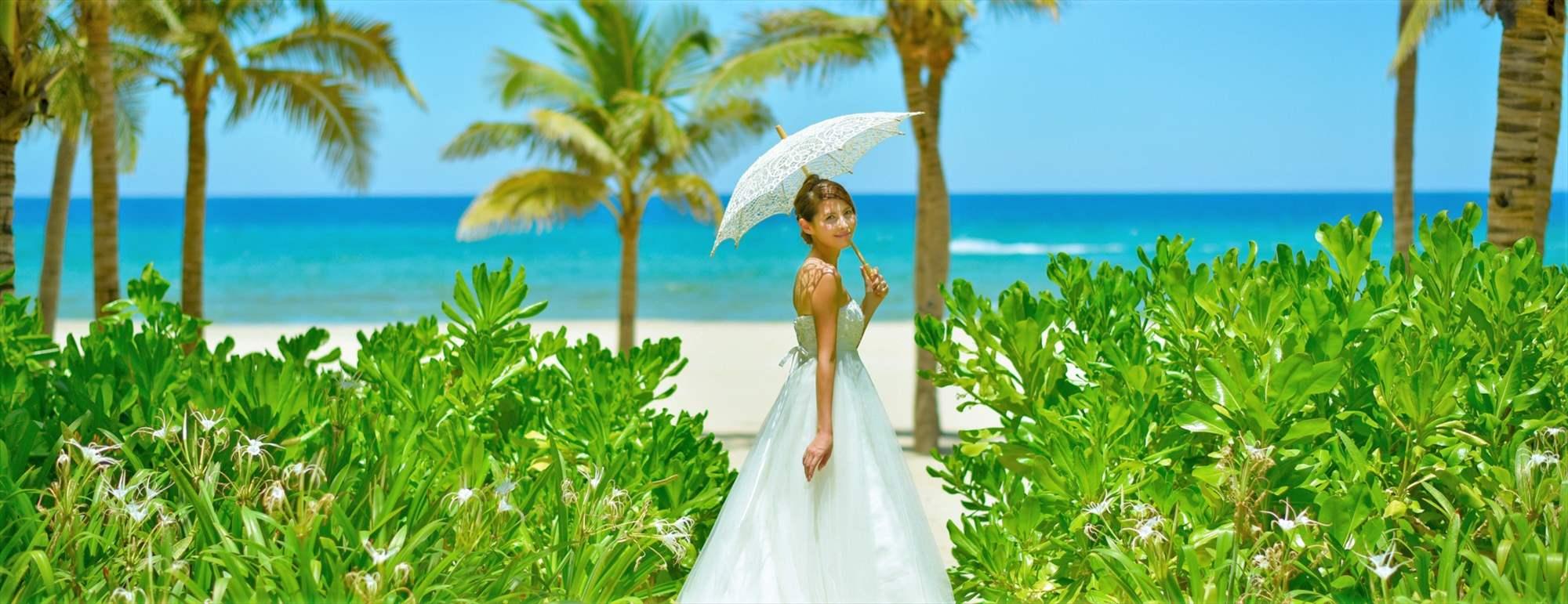 ベトナム・ダナン・ビーチガーデンフォト<br /> Premier Village Danang Resort<br /> プレミア・ビレッジ・ダナン・リゾート挙式