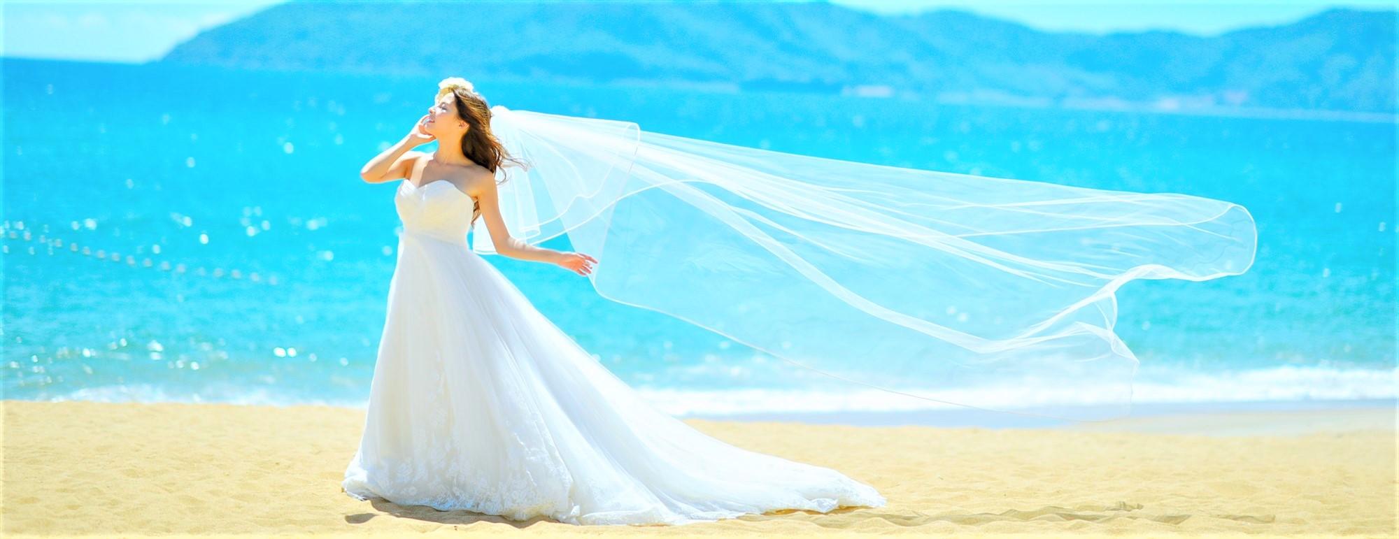 ベトナム・ダナン・ビーチウェディング<br /> Angsana Lang Co Wedding<br /> アンサナ・ラン・コー挙式