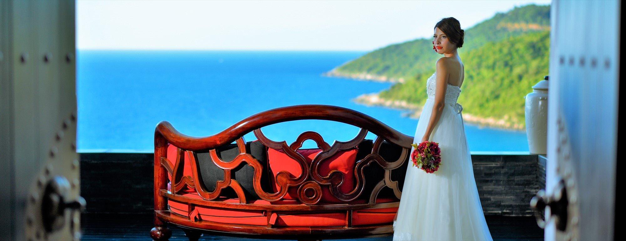ベトナム・ダナン・ウェディング<br /> Intercontinental Danang Sun Peninsula Resort<br /> インターコンチネンタル・ダナン挙式