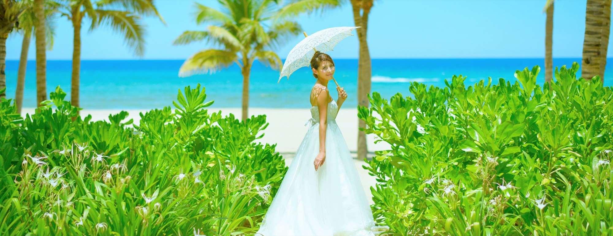 ベトナム・ダナン・ビーチウェディング<br /> Premier Village Danang Resort Beach Wedding<br /> プレミア・ビレッジ・ダナン・リゾート挙式
