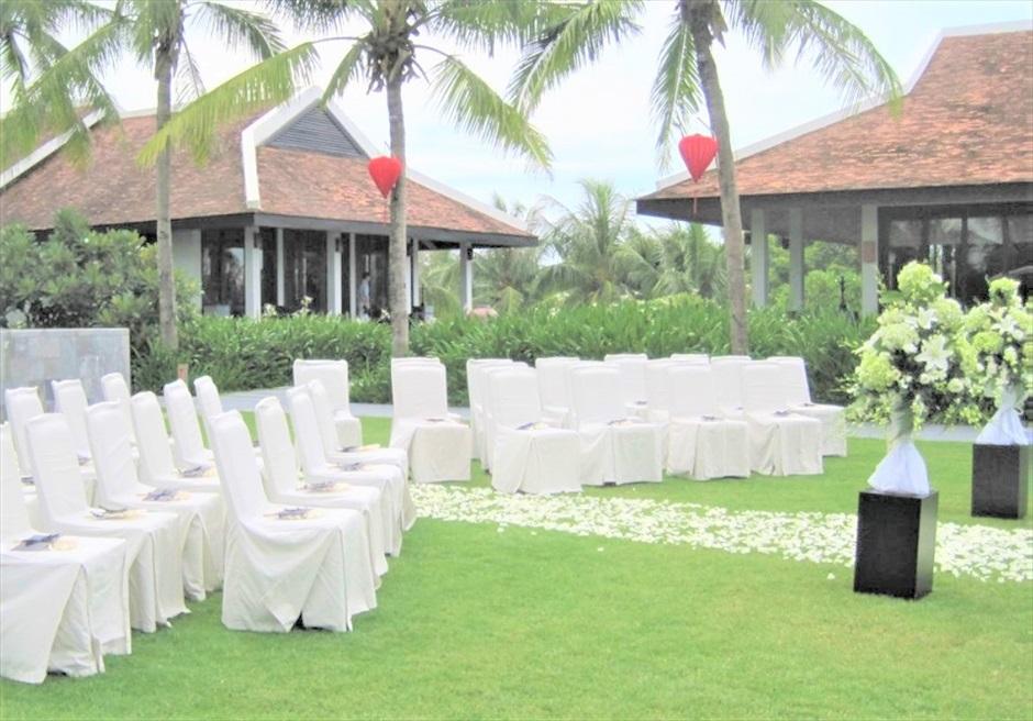 Four Seasons Resort  The Nam Haiフォーシーズンズ・リゾート・ザ・ナム・ハイ
