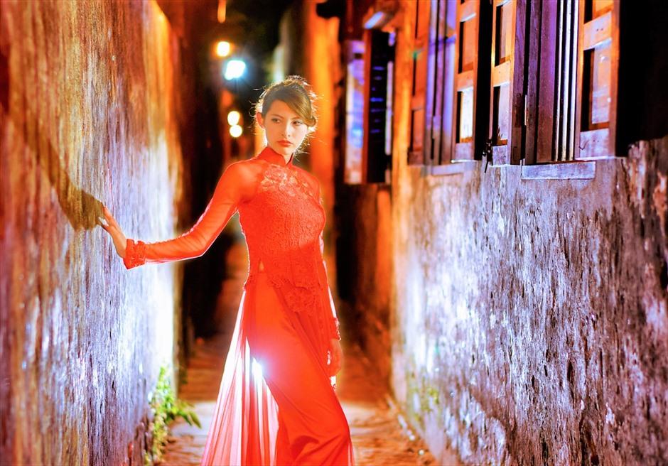 ベトナム・ホイアン・フォトウェディング/ Vietnam Hoi An Old Town Photo Wedding/ ホイアン旧市街