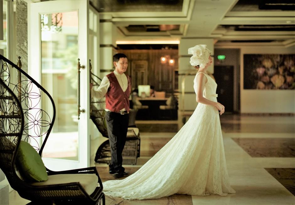 ベトナム・ホイアン・ホテル・ウェディング/ Hotel Royal Hoi An M Gallery by Sofitel Wedding/ ホテル・ロイヤル・ホイアン・Mギャラリー挙式