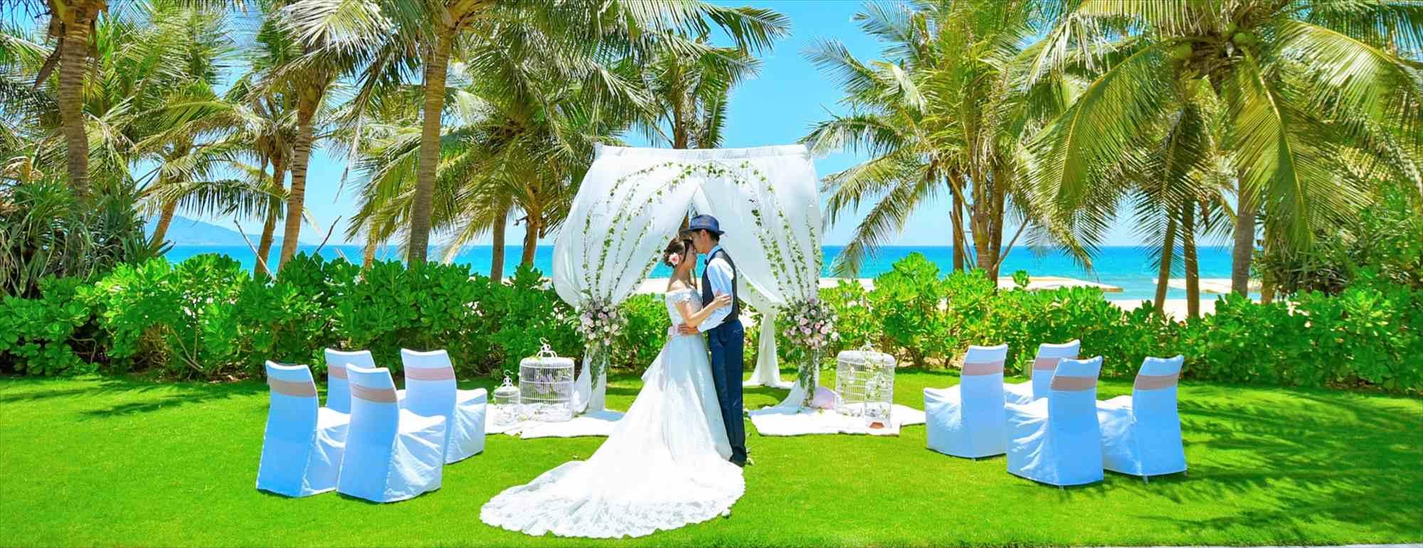 ベトナム・ダナン・ヴィラウェディング<br /> Fusion Maia Danang Villa Wedding<br /> フュージョン・マイア挙式