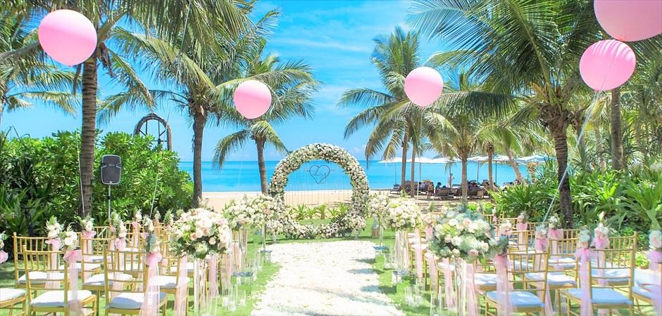 Intercontinental Danang Beach Front Garden