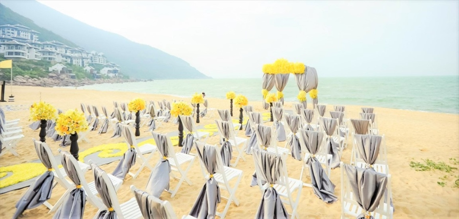 Luxury Wedding at Intercontinental Beach