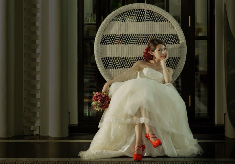 ウェディングドレス ¥79,800