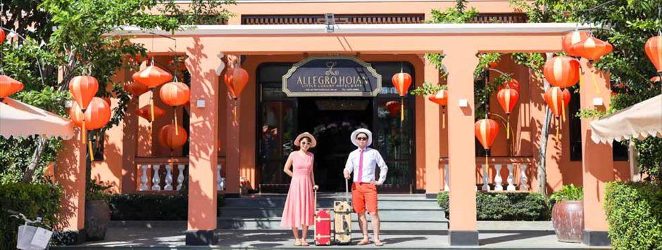 Allegro Hoi An Little Luxury Hotel&Spaアレグロ・ホイアン・ホテル&スパ