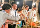 ベトナム結婚式 グランヴィリオ・オーシャン・リゾート ベトナム・パーティー ダナン・結婚式
