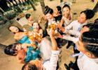 ダナン・ウェディングパーティー ベトナム挙式 ベトナムウェディング グランヴィリオ・オーシャン・リゾート