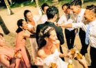 ダナン・パーティー ベトナム・ウェディングパーティー グランヴィリオ・オーシャン・リゾート ベトナム結婚式