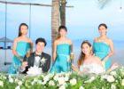 ダナン・パーティー グランヴィリオ・オーシャン・リゾート ベトナム・ビーチパーティー ベトナム・ガーデンパーティー