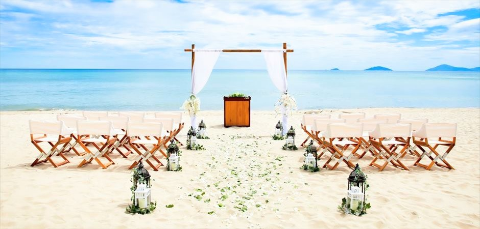 Old Modern Wedding at An Bang Beach