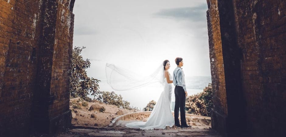 Hai Van &Son Tra<br>Wedding Photo Tour
