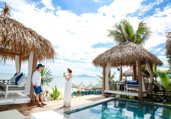 ベトナム結婚式 ベトナムウェディング ダナン・フォトウェディング リトル・ホイアン・ショア・クラブ