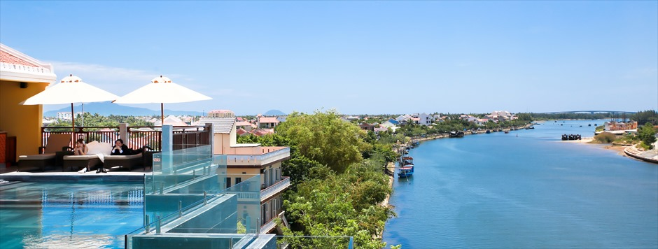 Little Riverside Hoi An  Little Boutique Hotel&Spa リトル・リバーサイド・ホイアン