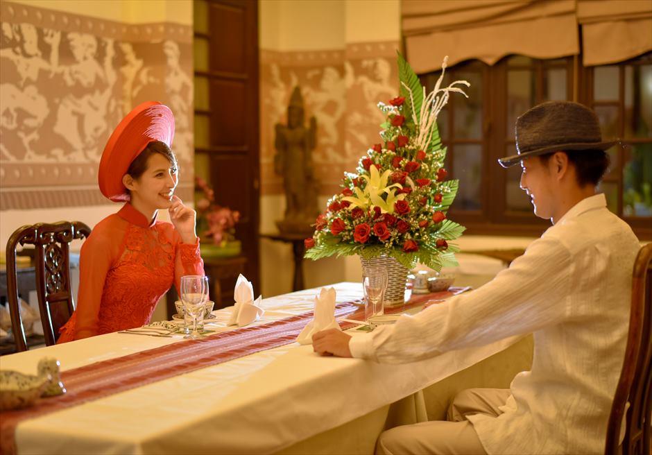 アプサラ・レストラン<br /> お一人様追加代金¥10,000