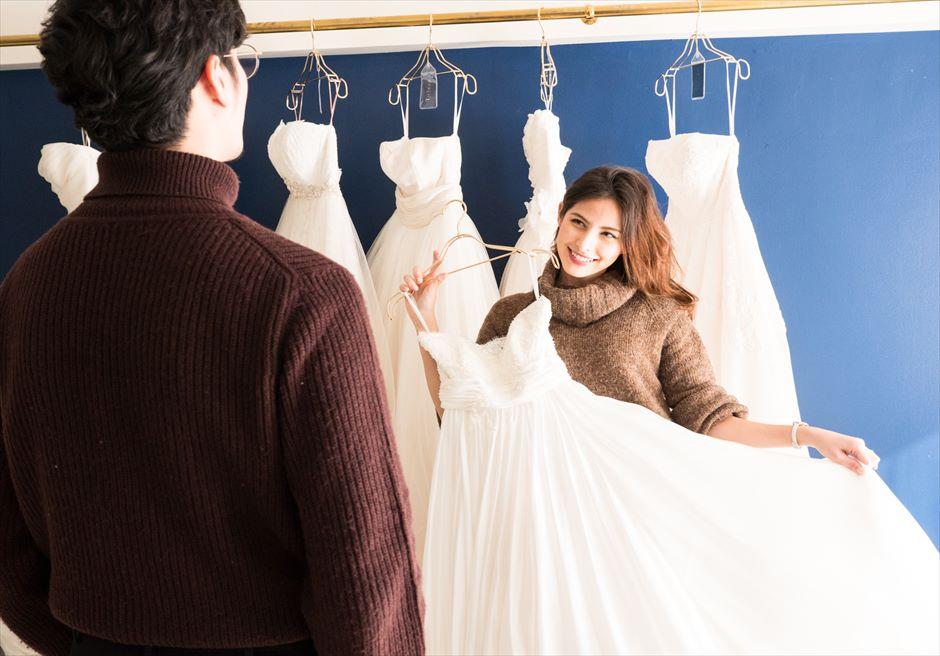 DERSS HOUSE ドレス&タキシード<br>フルセットレンタル半額