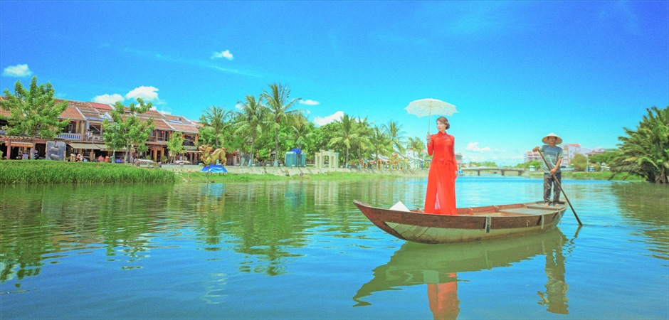 Hoi An Town&Boat<br>Daytime Photo Tour