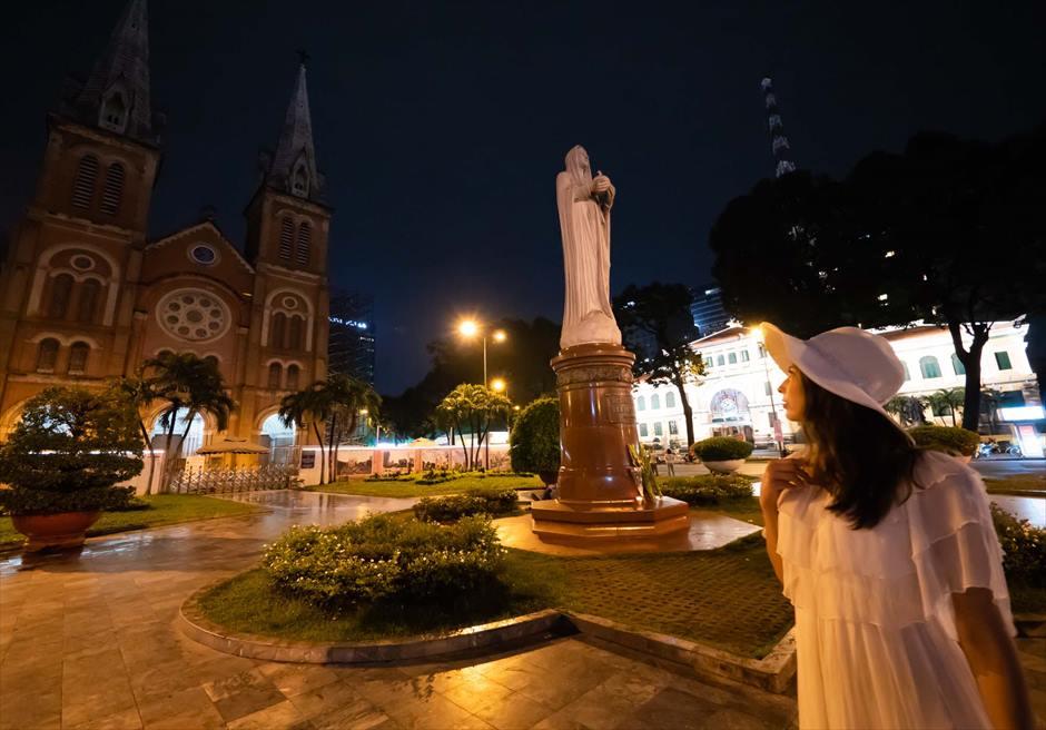 ホーチミン・フォトウェディング<br /> サイゴン大教会