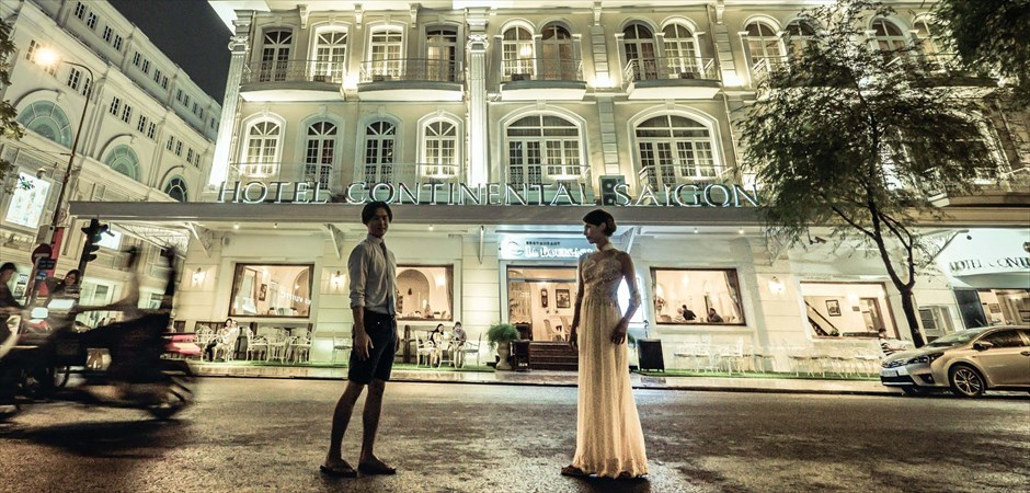 Ho Chi Minh City<br>Photo Wedding Tour