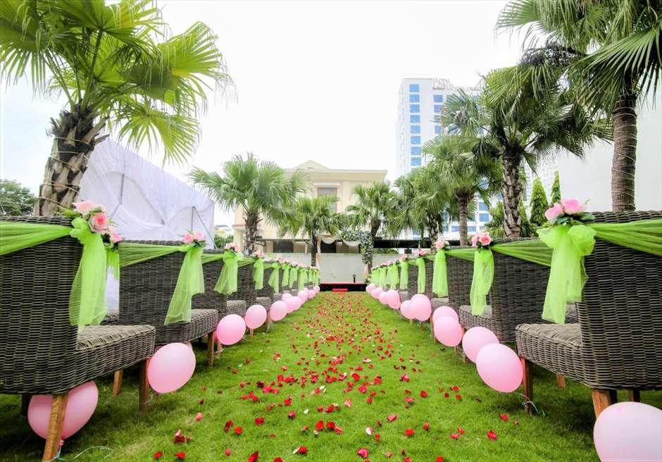 ライズマウント・プレミア・リゾート ダナン・ウェディング ベトナム挙式 ベトナム・結婚式