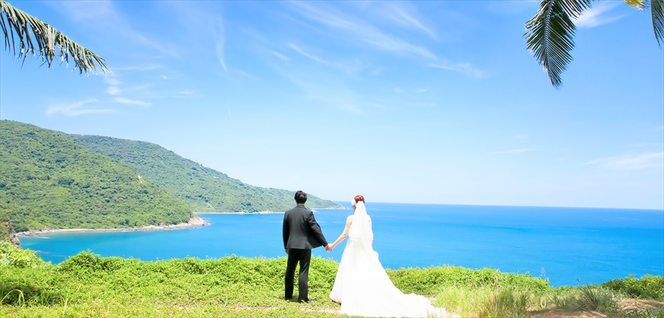 Son Tra Peninsula<br>Wedding Photo Tour