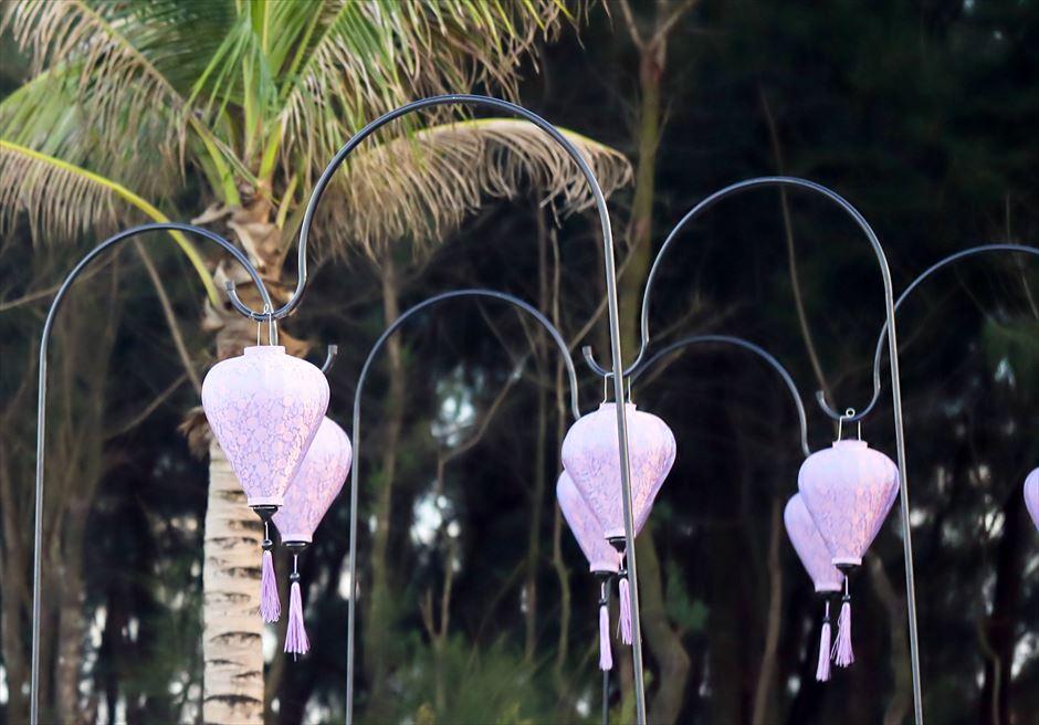 ソルアンバン ホームスティリゾート ホイアンビーチウェディング