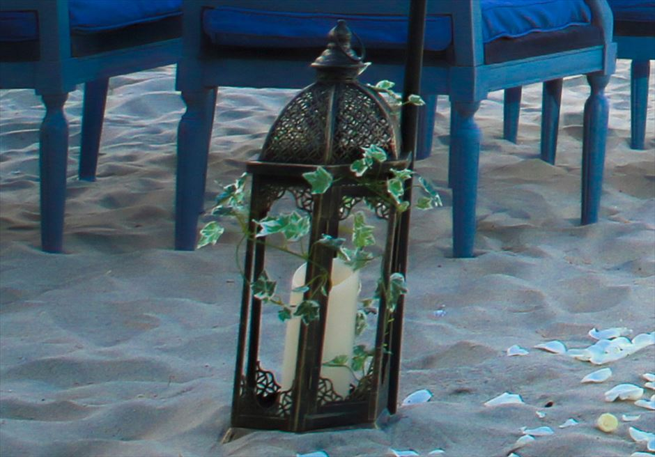 ソルアンバン ホームスティリゾート アンバンビーチ挙式