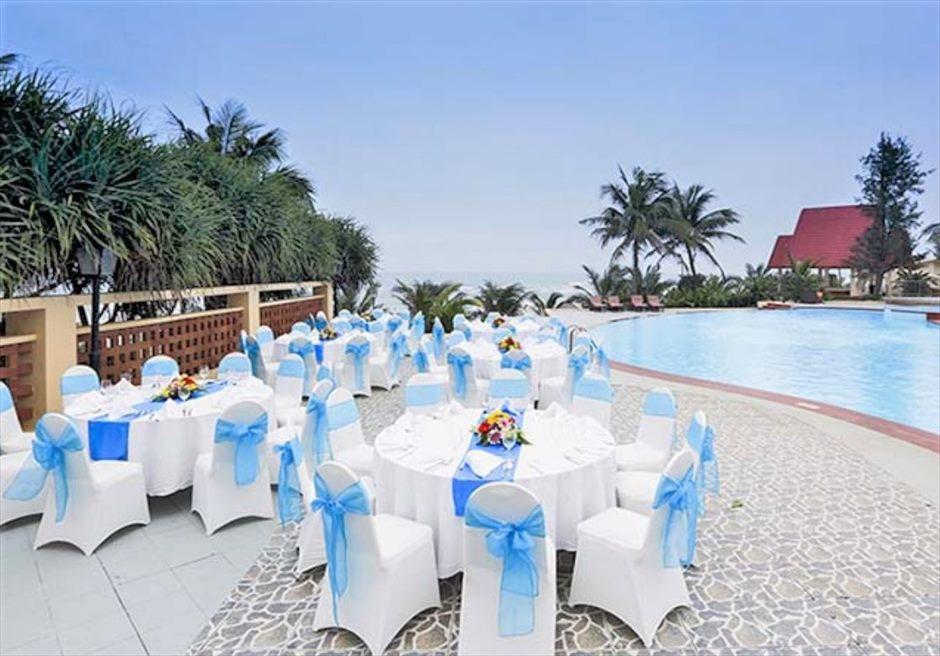 センタラ・サンディ・ビーチ・リゾート ベトナム・ウェディング ベトナム挙式 ベトナム結婚式